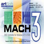Mach3 by Artsoft cnc software